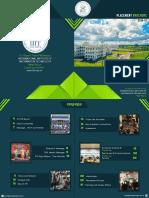 IIIT Naya Raipur Placement Brochure 2018-19