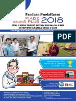 Panduan Pendaftaran Olimpiade Sains Plus 2018 USU Medan