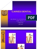 13881698 Caries Dental Clase Trujillo 2009