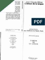 Jean-Claude Milner - L'amour de la langue.pdf