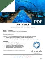 20180720 Hurawalhi JobMaldives IslandHost