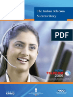 The Indian Telecom Success Story