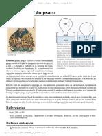 Estratón de Lámpsaco - Wikipedia, La Enciclopedia Libre
