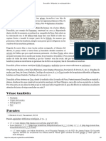 Deucalión - Wikipedia, La Enciclopedia Libre