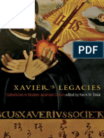 [Asian Religions and Society] Kevin M. Doak - Xavier's Legacies_ Catholicism in Modern Japanese Culture (2011, UBC Press)