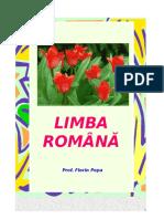 34042446-Limba-romana.doc