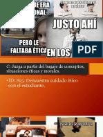 ÉTICA Y REVOLUCIÓN TECNOLÓGICA