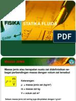 A Fluida Statis1