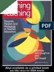 Teaching About Teaching -