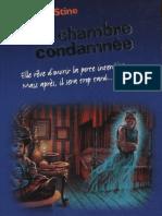 Peur Bleue 02 La Chambre Condamnee - Stine R.L