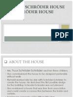 Rietveld-Schroder House, Utrecht 02