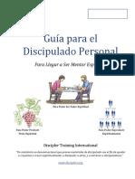 Discipulado Manual
