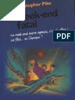 Peur Bleue 05 Week-End Fatal - Pike Christopher