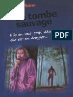 Peur Bleue 06 La Tombe Sauvage - Stine R.L