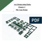 Tower Design-Chapter 2-Pile Caps Design-Nada Zarrak