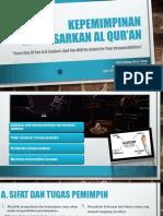 Kepemimpinan Dalam Al Quran (Leadership)