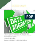 5 Consejos Para Migrar a Sage X3