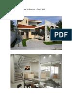 Casa Bárbara Com 3 Quartos