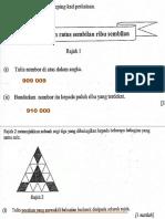 Kertas 2 Matematik
