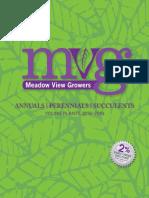 MVG Catalog 2018