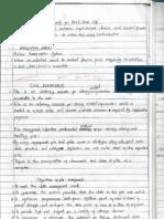 File Management Class Notes