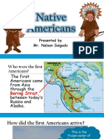 Native Americans and European Explorers