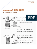 Lecture 11 Magnetic Induction Ph 222 PRINT 3