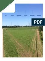 Solar Farm Installation Timeline Slides