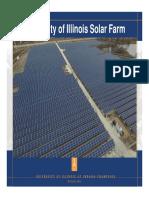 Illinois Solar Farm Tour Slides 2018