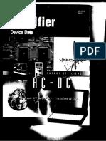 Rectifier Device Data