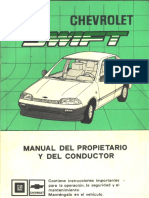 Manual del propietario Chevrolet Swift.pdf