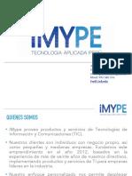 Presentacion IMype Filemaker v1.0