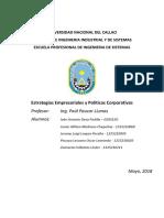 Presupuesto Regiones Callao La Punta - Curso Estrategias
