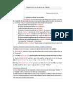 Seguimiento de Ordenes de Trabajo en Excel