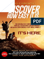 Self Growth_ Discover How Easy It is! (Self Esteem for Busy People Book 1)