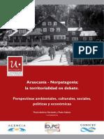 Araucania-Norpatagonia. La Territorialid