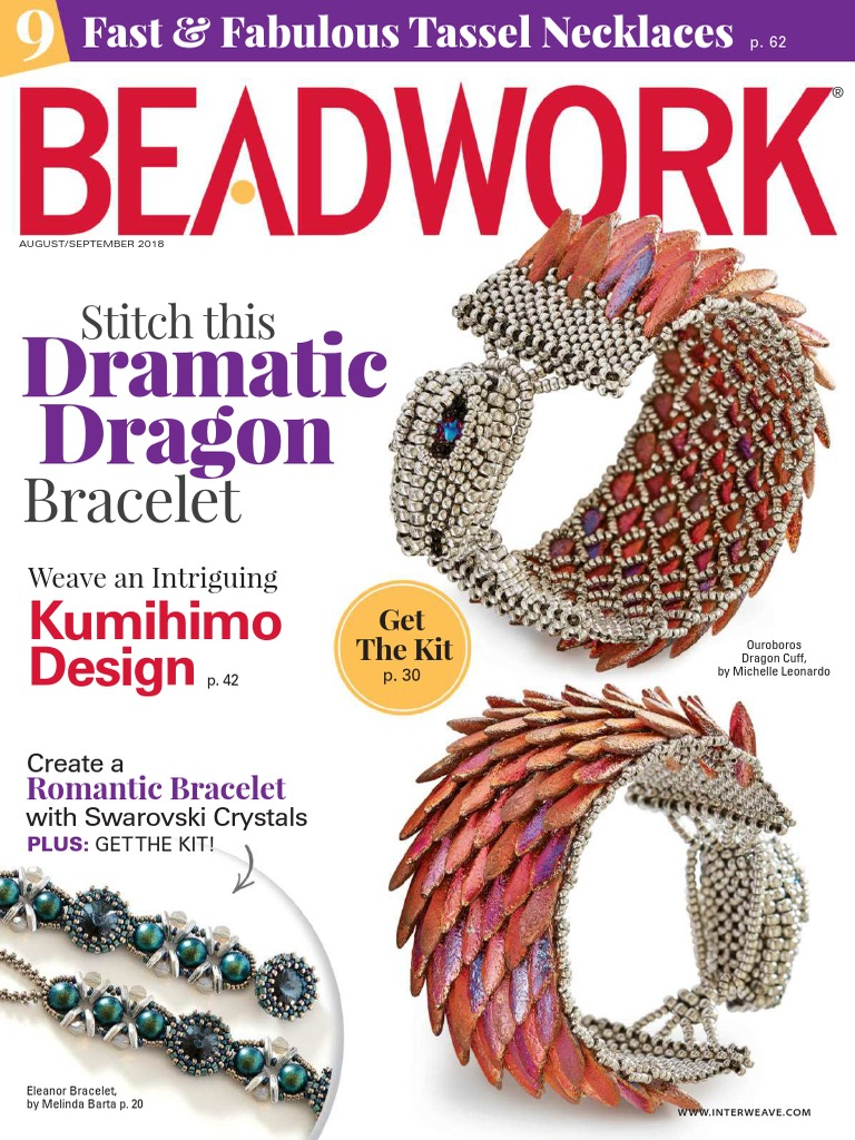 Dragonscale Bracelet Kit or Ready Made Handcrafted Jump Rings in Comfortable Aluminum