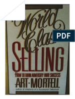 World Class Selling _ How to Turn Adversity Into Success