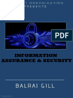Inforamation Assurance & Security