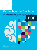 How Financial Services Can Move Intelligent Automation From a Cost Play to a Growth Strategy - Cap Gemini White Paper - GREAT