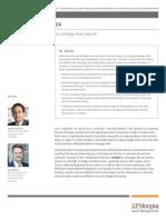 Inside the Black Box--Revealing the Alternative Beta in Hedge Fund Returns--(J.P. Morgan Asset Management)