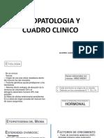 fisiopatologia miomatosis