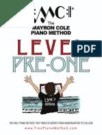 Prelevel1 Front Cover