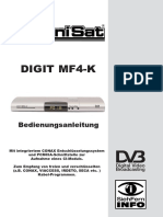 Technisat MF4-K DEUTSCH