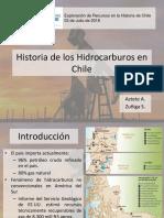 Astete, A. - Zuñiga, S. 2018. Historia de Los Hidrocarburos en Chile.