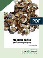 Estudio Mejillon cebra 2006