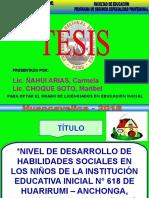 Diapositivas Tesis Carmela Maribel