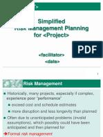 SHRP2_R09_PowerPoint_RiskManagementPlanningPresentation.ppt