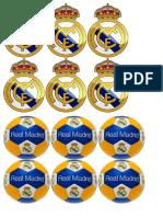 Pastelera - Real Madrid