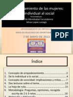 empoderamientodelasmujeres20130507